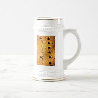 rust and peel mugs