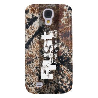 Rust~Artwork por la madre naturaleza Samsung Galaxy S4 Cover