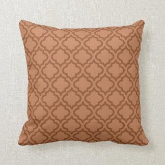 Rust Brown Pillow