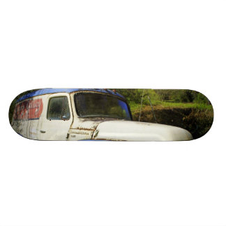 Rust Bucket Skateboard