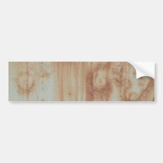 Rust Bumper Sticker