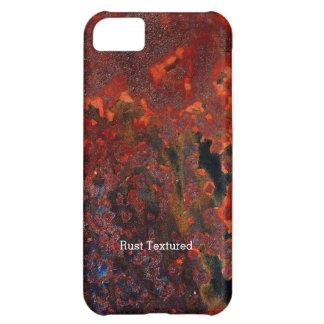 Rust iPhone 5C Cases