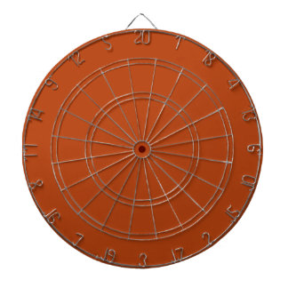 Rust Dart Board