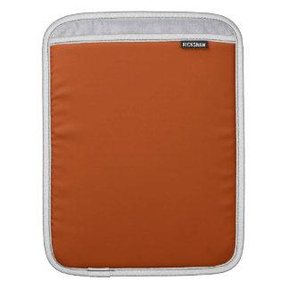 Rust High Quality Colored iPad Sleeve