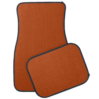 Rust High Quality Colored Floor Mat