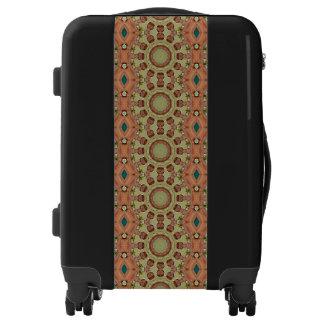 Rust-Mandala, Colors of Rust Luggage