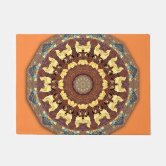Rust-Mandala, ROSTart 785 Doormat