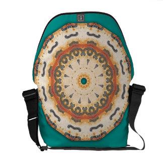 Rust-Mandala - ROSTart Courier Bag