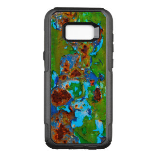 Rust Metal Peeling Paint Grunge Funny Decay Photo OtterBox Commuter Samsung Galaxy S8+ Case