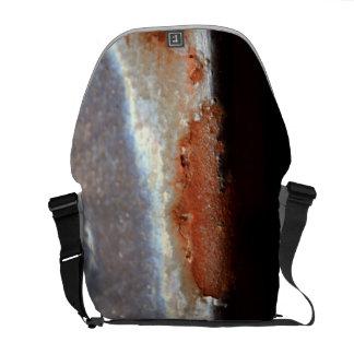 Rust Metal Steel Iron Grunge Industrial Photo Bag