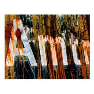 Rust Never Sleeps Postcard