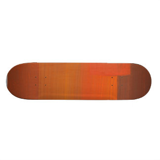 Rust Skate Board Decks