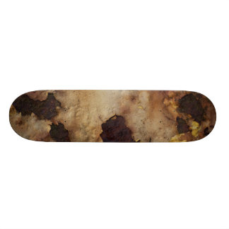 rust skateboard decks