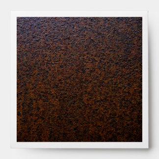 Rust Texture Base Layer Customizable Envelope