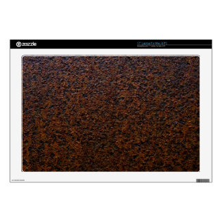 Rust Texture Base Layer Customizable Skins For Laptops