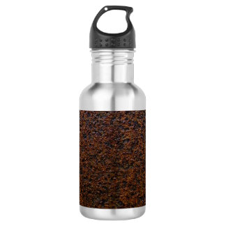 Rust Texture Base Layer Customizable Stainless Steel Water Bottle