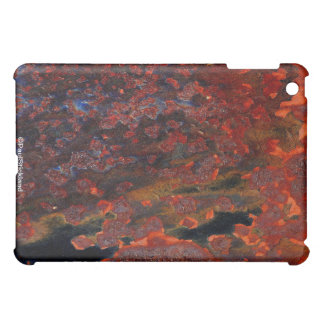 RUST Textured Cover For The iPad Mini
