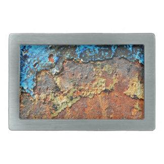Rust Textured metall Belt Buckle