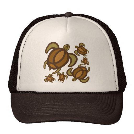 Rust Turtles Hats
