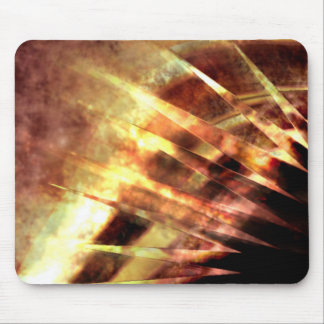 Rust Weed Mouse Pad