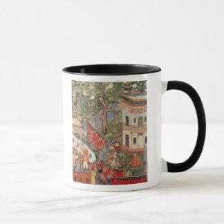 Rustam discovers the girl who betrayed his mug
