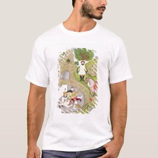 Rustam killing the White Demon T-Shirt