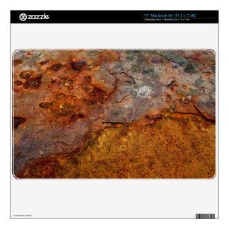 """Rusted 11"""" MacBook Air skin"""