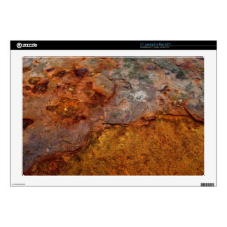 """Rusted 17"""" Laptop For Mac & PC skin Decal For Laptop"""