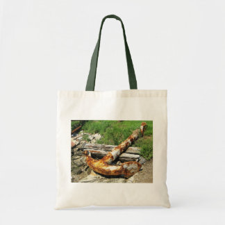 Rusted Anchor Tote Bag