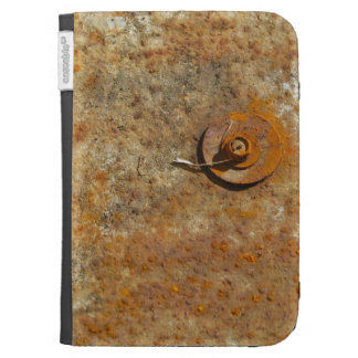 Rusted Art Kindle Keyboard Case