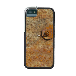 Rusted Art iPhone 5/5S Cover