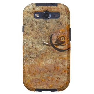 Rusted Art Galaxy SIII Cases
