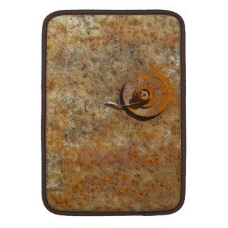 Rusted Art MacBook Sleeve