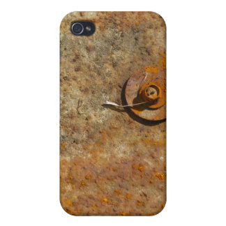 Rusted Art iPhone 4/4S Case