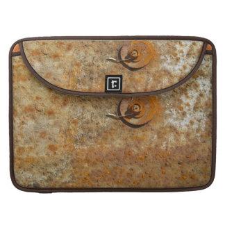 Rusted Art Sleeve For MacBooks