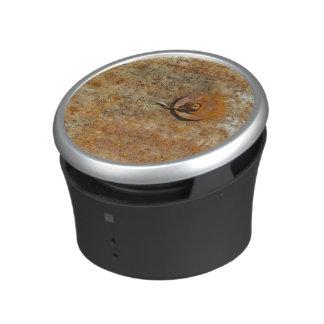 Rusted Art Bluetooth Speaker