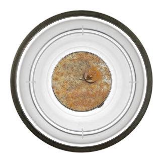 Rusted Art Pet Bowl