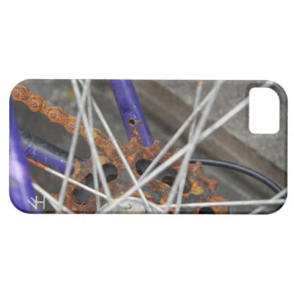 Rusted Bike Chain iPhone SE/5/5s Case