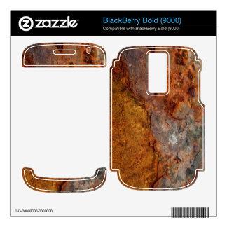 Rusted BlackBerry Bold (9000) skin Skins For BlackBerry