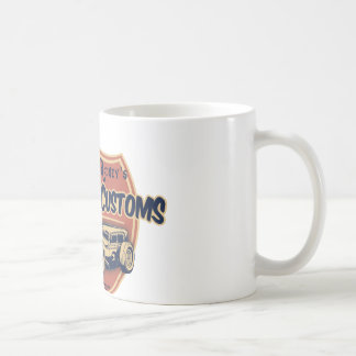 Rusted Customs II Coffee Mug
