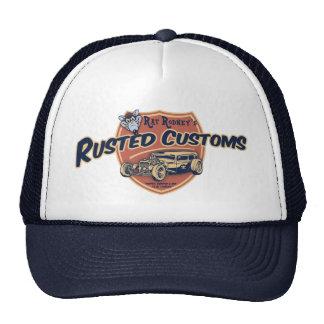 Rusted Customs II Trucker Hat