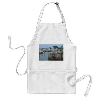 rusted dock ft pierce florida marina adult apron