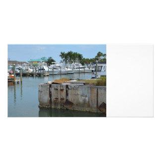 rusted dock ft pierce florida marina card