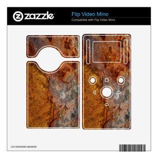 Rusted Flip Video Mino skin