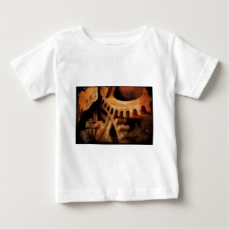 Rusted Gears Baby T-Shirt