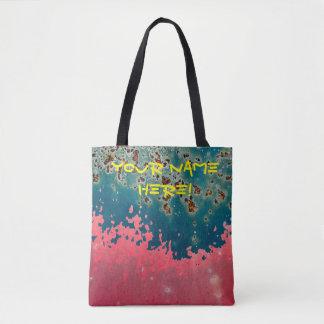 Rusted Grunge Tote Bag