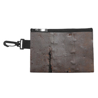 Rusted Metal Accessory Bag