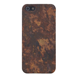 Rusted Metal-effect iPhone Case