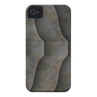 Rusted Metal Fins iPhone 4 Cover