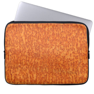 Rusted Metal Grunge Steampunk Laptop Sleeve